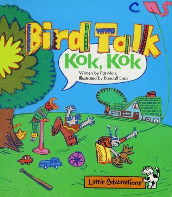 Cover of: Bird Talk   Pat Mora