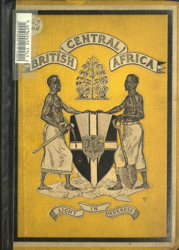 British Central Africa by Harry Hamilton Johnston