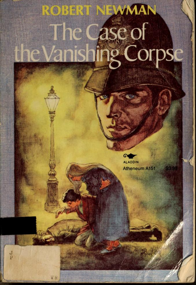 The case of the vanishing corpse by Robert Newman