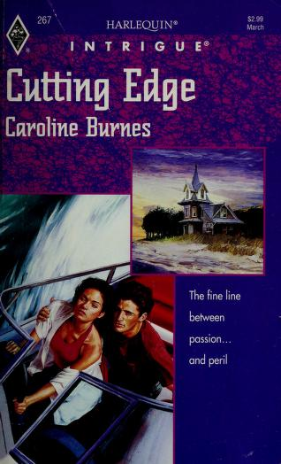 Cover of: Cutting Edge by Caroline Burnes