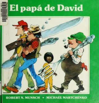 Cover of: El papá de David | Robert N. Munsch