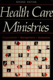 Cover of: Health care ministries   Gerald Fath