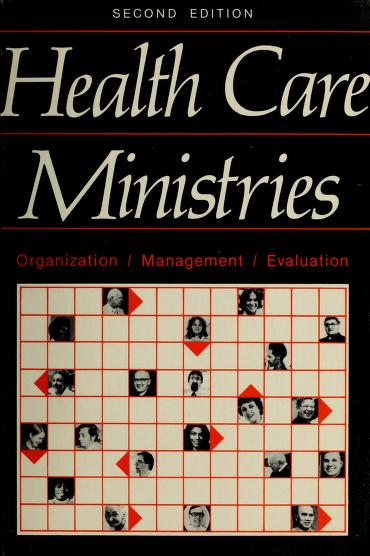 Health care ministries by Gerald Fath