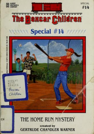 Cover of: The home run mystery | Gertrude Chandler Warner