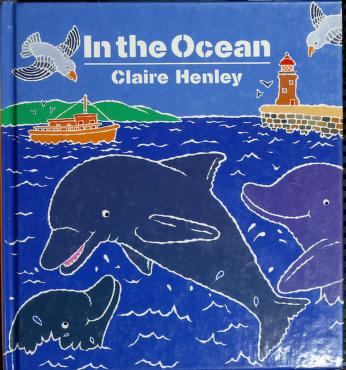 Cover of: In the ocean   Claire Henley