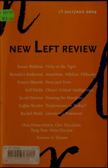 New Left review by
