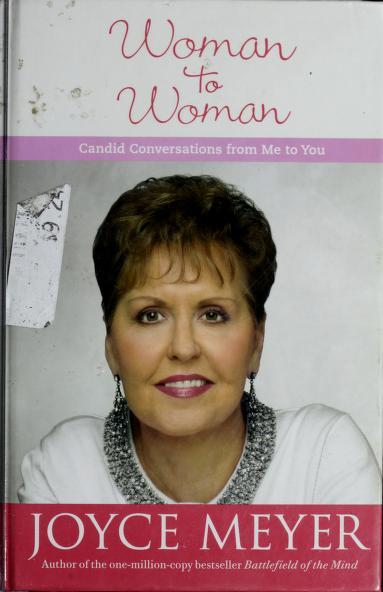 Woman to Woman by Joyce Meyer