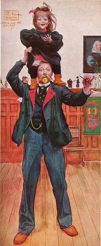 Photo of Carl Larsson