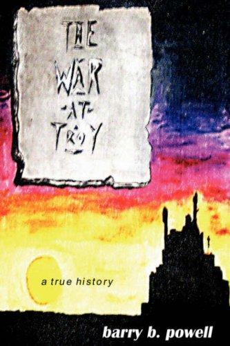 The War at Troy by Barry B. Powell