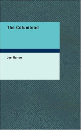 The Columbiad by Joel Barlow