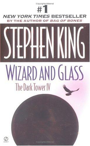 Wizard and Glass by Stephen King, Dave McKean