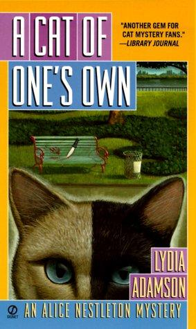 A Cat of One's Own (Alice Nestleton Mysteries)