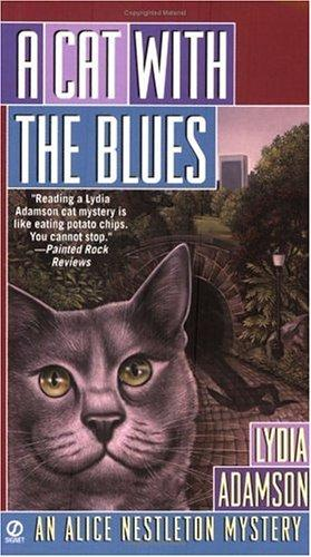 A Cat with the Blues (Alice Nestleton Mysteries)