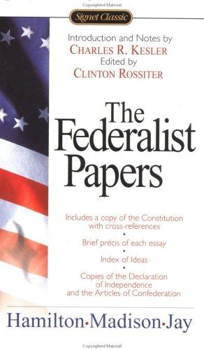The Federalist Papers (Signet Classics)