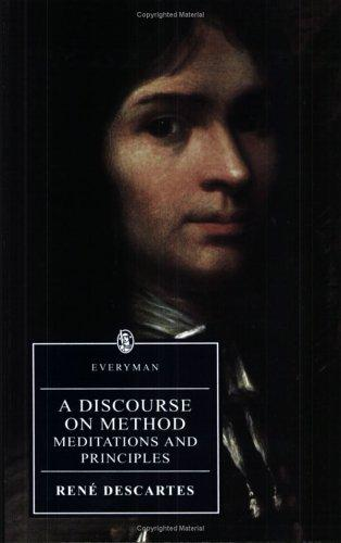 A Discourse on Method by René Descartes