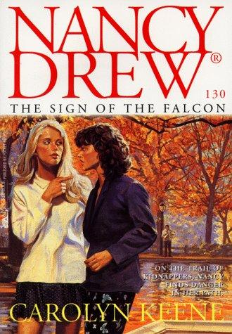 The SIGN OF THE FALCON by Carolyn Keene