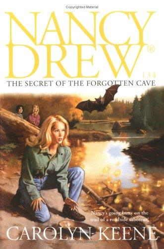 The Secret of the Forgotten Cave by Carolyn Keene