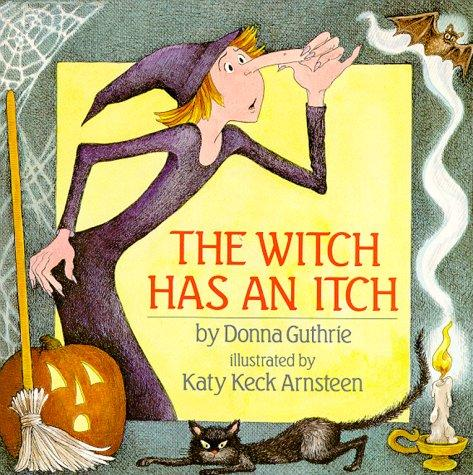 The witch has an itch by Donna Guthrie
