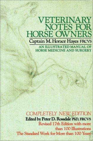 Veterinary Notes For Horse Owners by Daniel Hayes