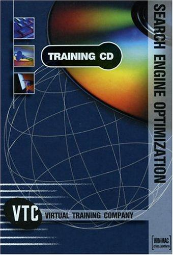 Search Engine Optimization VTC Training CD by James Gonzalez